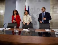 Consejo de Ministros de Montero, Celaá y Ábalos