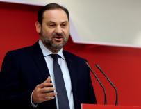 José Luis Ábalos ministro de Fomento