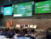 El Congreso Anual de la Asociación del Capital Riesgo (Ascri) celebrado hoy en Madrid.