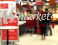 Imagen de una tienda de Carrefour en España.