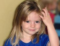 Madeleine McCann tenía unos cuatro años cuando desapareció de un apartamento en Praia da Luz (Portugal) en 2007