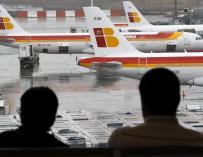 Sepla denuncia que Iberia pierde peso en Latinoamérica en favor de Air France