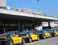 El taxi de Barcelona subirá un 3,3% de media en el 2013