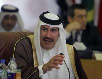 El jeque Al Thani, que entró en El Corte Inglés en 2015