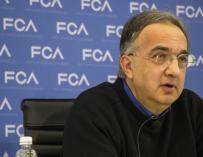 Sergio Marchionne en una imagen de archivo. EFE
