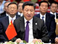 EL presidente de China, Xi Jinping, en una reciente visita a Rusia / Kremlin