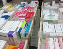 Imagen almacén de fármacos - copago