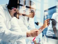 Iomed, Inteligencia Artificial para gestionar historiales médicos.