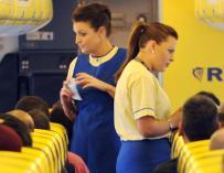 Ryanair tripulación