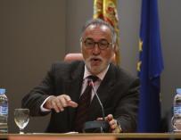 Pere Navarro asegura que el nuevo teléfono de la DGT no supondrá ingresos adicionales al Estado