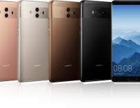 Huawei Mate 10, Huawei Mate 10 Pro y Huawei Mate 10 Porsche Design
