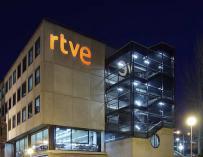 Imagen de uno de los inmuebles de RTVE.