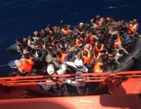 """Sanz rechaza """"simplificar"""" el problema de la inmigración al existir varios factores y alaba la cooperación con Marruecos"""