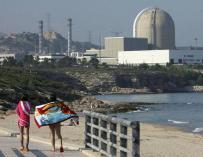 La central nuclear Vandellòs II. (EFE)