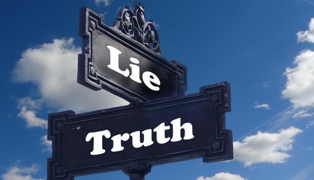 Fotografía mentira y verdad