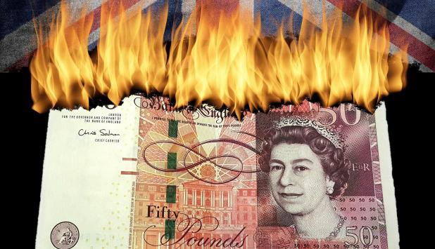 La libra, ante una encrucijada por el Brexit