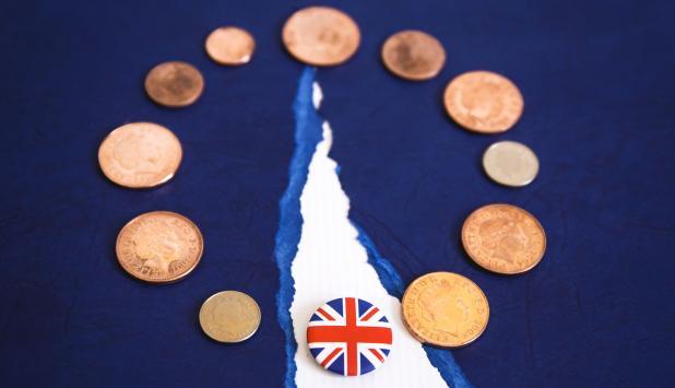 La libra responde con una subida del 2% al primer 'match ball' del Brexit duro