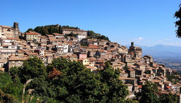 Fotografía de Patrica (Italia).