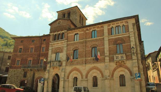 Fotografía de Montieri (Italia).