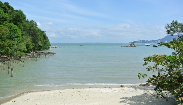 Fotografía de Penang (Malasia).