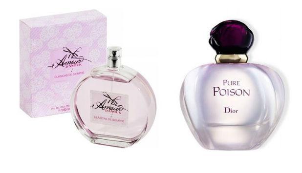Amour d´Anouk de Mercadona – Pure Posion de Dior