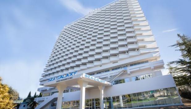 Hotel Galaxy en Sochi
