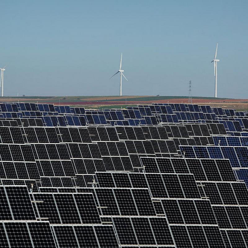 32 por ciento de energía renovable hasta 2030 — UE
