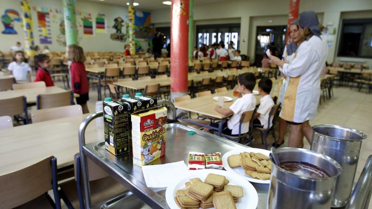 La apertura de comedores escolares para ni os vulnerables genera desigualdad por comunidades - Empresas de comedores escolares valencia ...