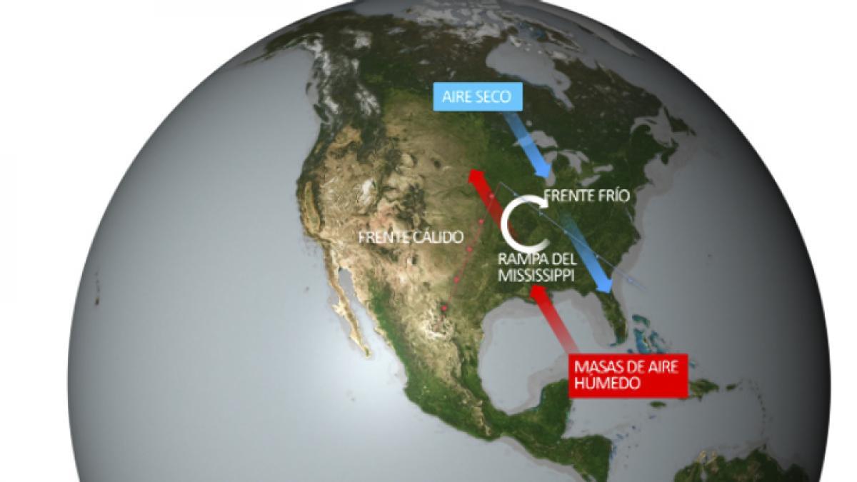 Espa a tambi n sufre tornados ciencia y tecnolog a - Tornados en espana ...