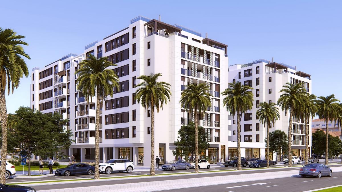 Ampl bbva negocia la venta de su inmobiliaria anida a for Inmobiliaria de bbva