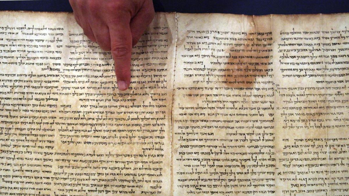 La Y De Los Reconstrucción Qumrán Esenios Manuscritos vngXqU8