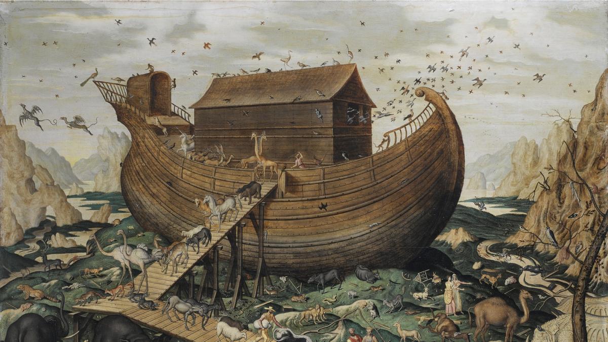 Resultado de imagen de el Arca de Noé,