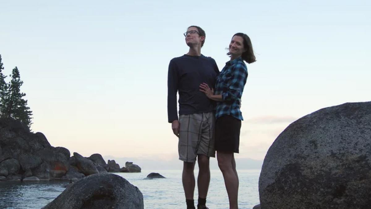 De adictos al trabajo a jubilarse con 38 años: la pareja que decidió vivir la vida