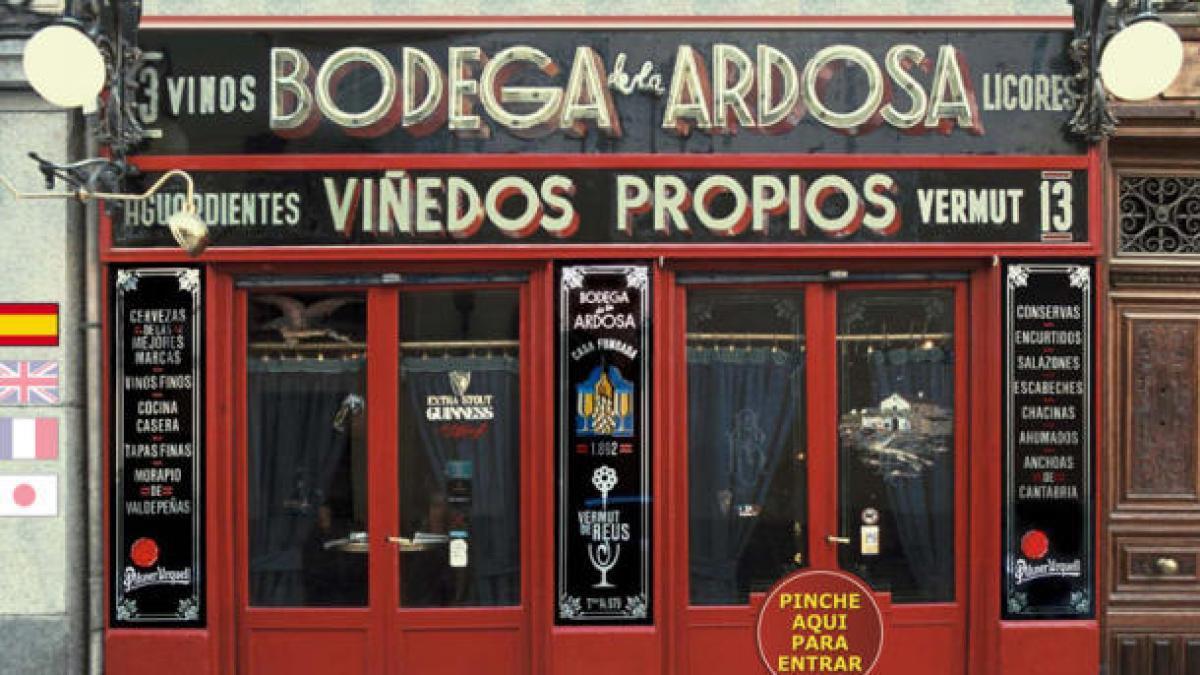 Siete Barras imprescindibles, auténticas y castizas para degustar en Madrid
