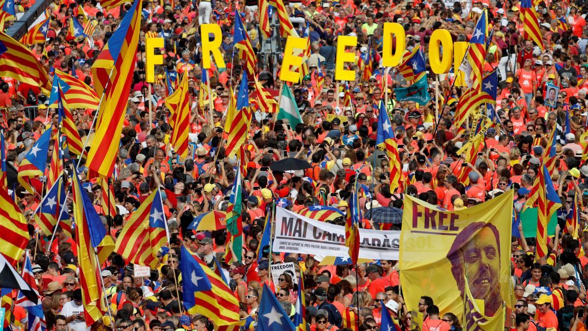 Conflicto político en Cataluña - cover