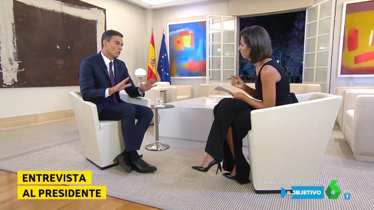 """""""La gente rica no paga el IRPF"""": Sánchez centra su reforma en las rentas más altas"""