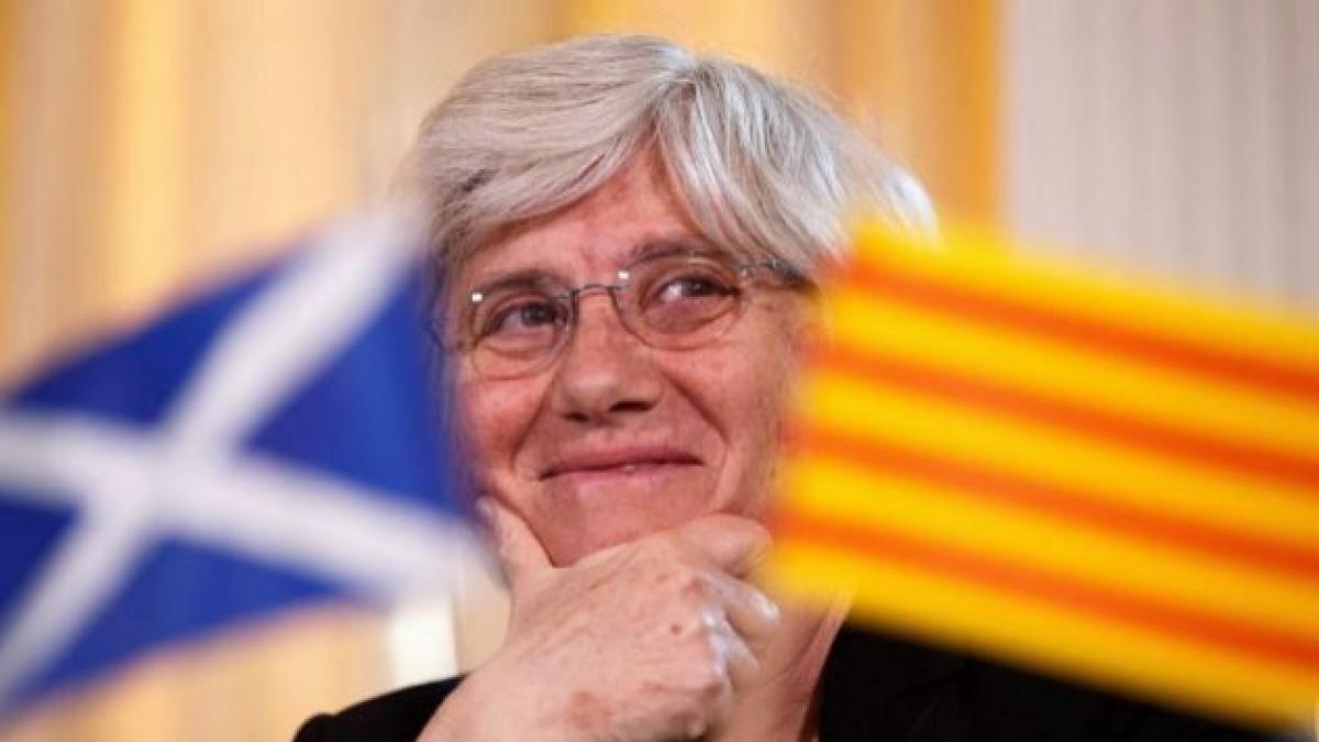 Ponsatí avaló un plan para controlar el territorio catalán tras la independencia - lainformacion.com
