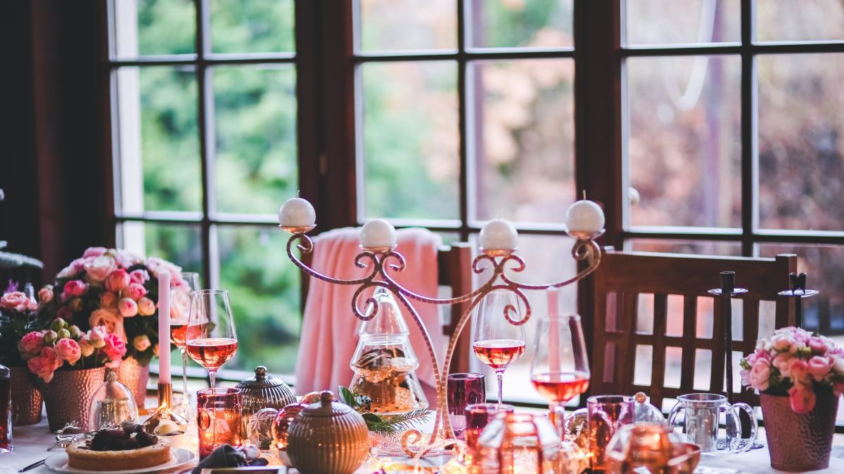 Las expertas nos ayudan: decora la mesa de Navidad para triunfar en Instagram