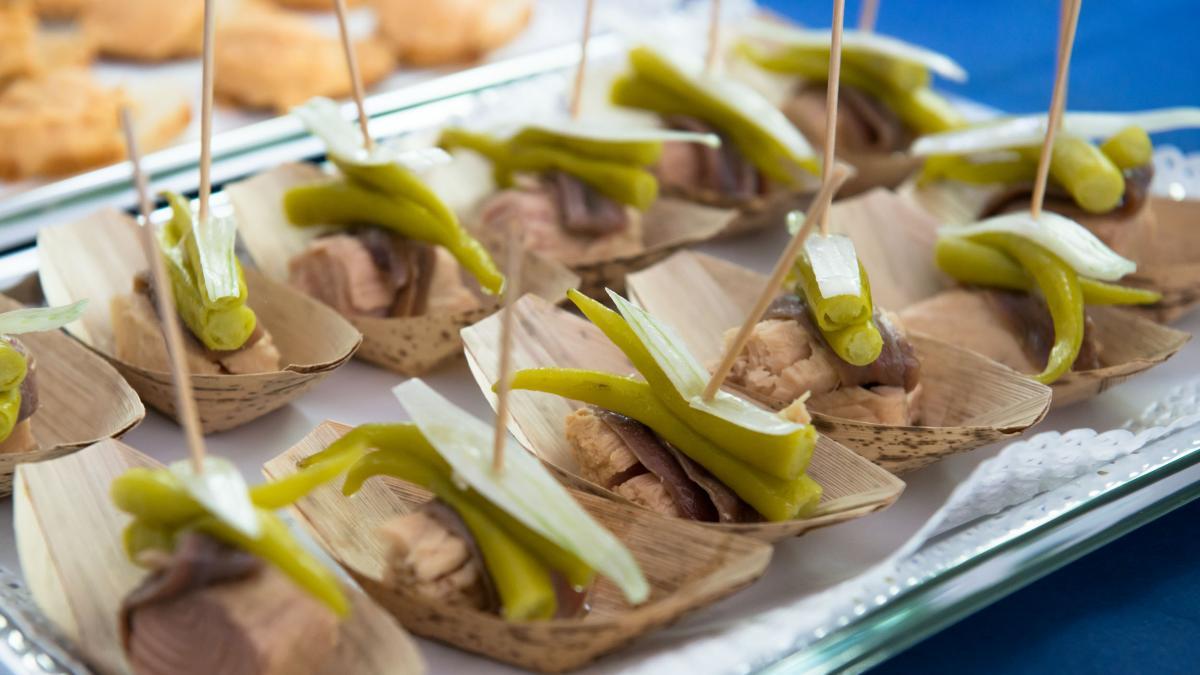 Amaiketako, el almuerzo vasco que llegaba online, aterriza en Madrid