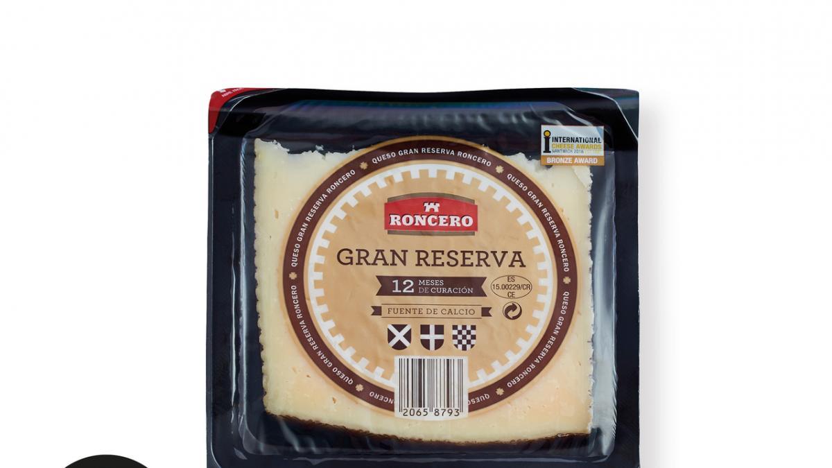 Tres de los quesos de Lidl de menos de 4 euros, entre los mejores del mundo