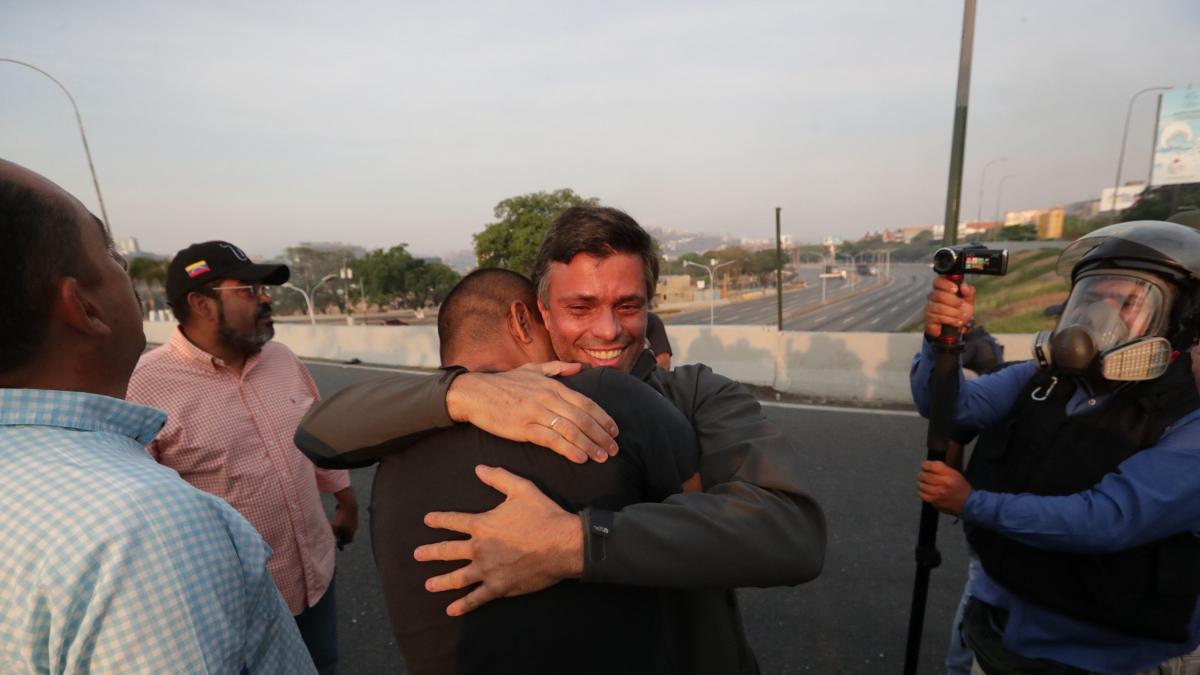 Resultado de imagen para Gobierno Español no entregara a Leopoldo López reclamado por Venezuela