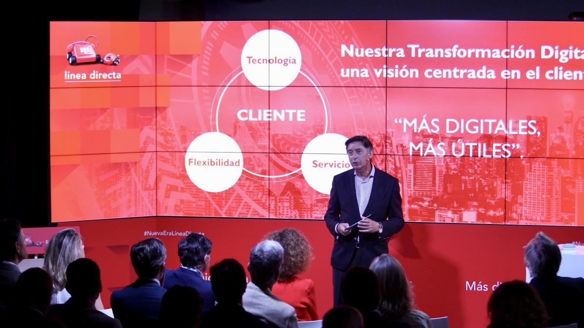 Línea Directa apuesta por digitalizar los seguros y promete 150 puestos de trabajo
