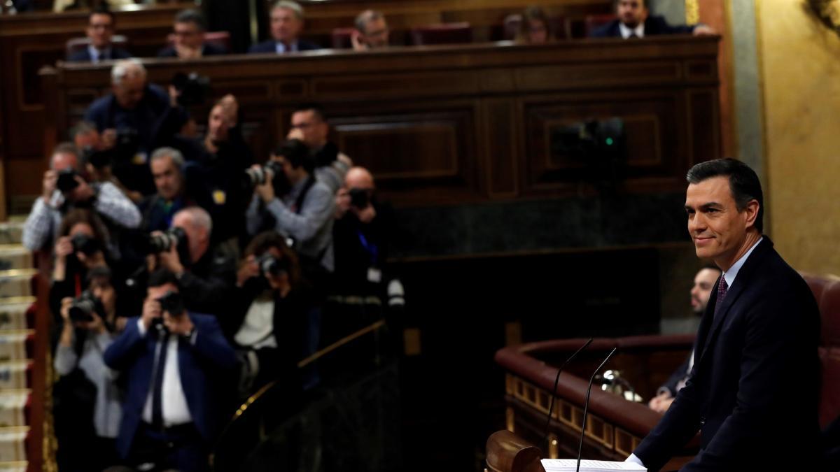 Sánchez derogará la reforma laboral y subirá impuestos a empresas para recaudar 5.000 millones