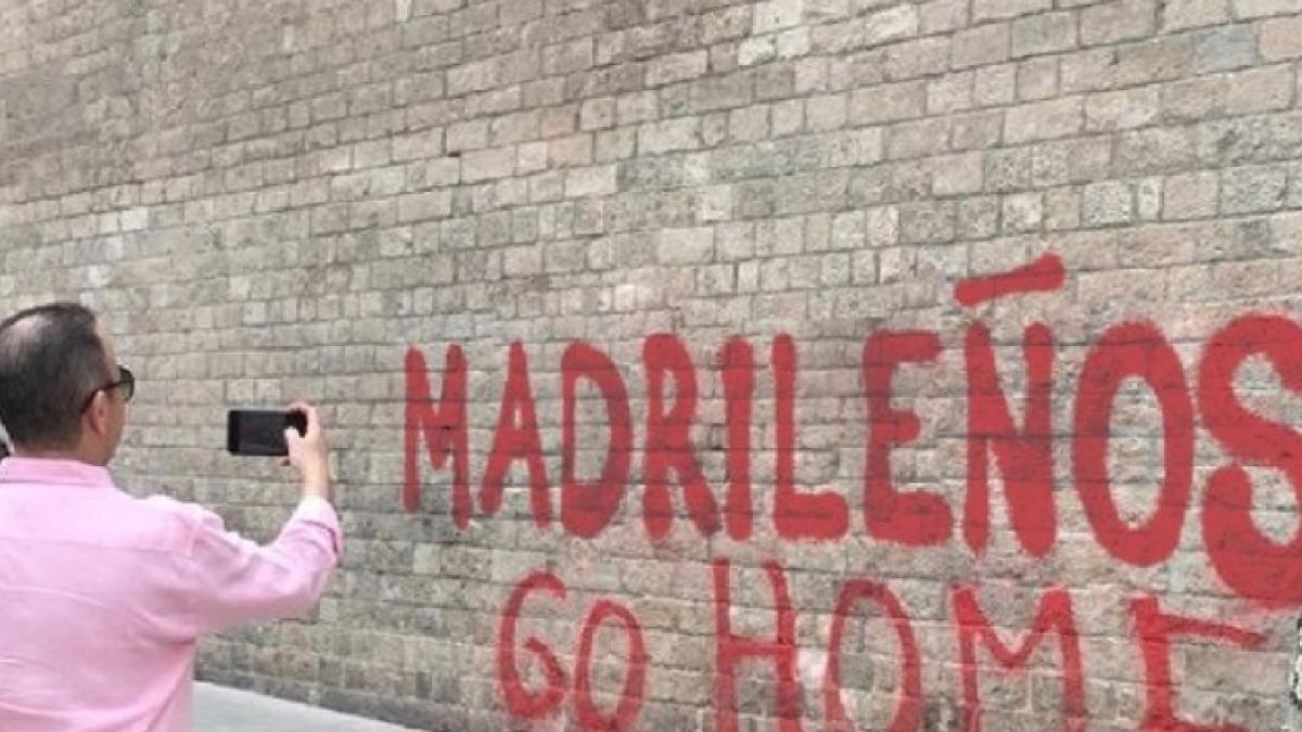 """""""Madrileños go home"""": Murcia critica la invasión por el """"puentazo"""" del virus"""