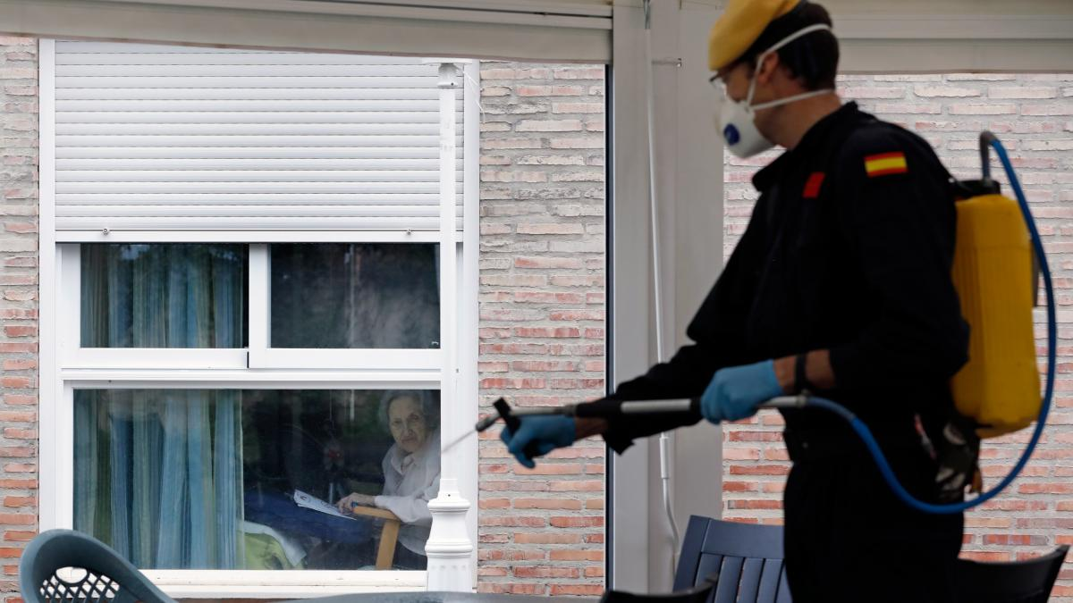 El drama de las residencias: Madrid suma hasta 50 fallecidos en un solo centro
