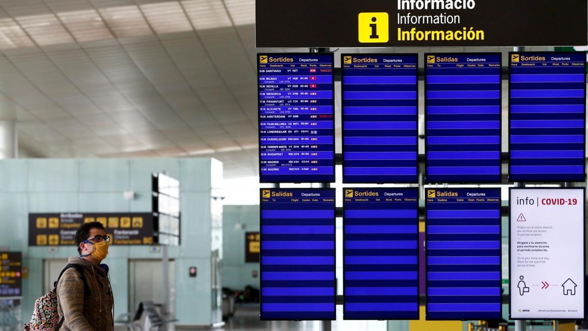 Atrapados en España: los extranjeros que no consiguen escapar del coronavirus