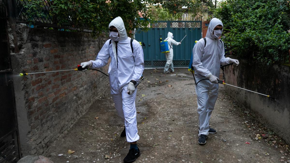 Los contagios por coronavirus se acercan al millón... con más de 47.000 fallecidos