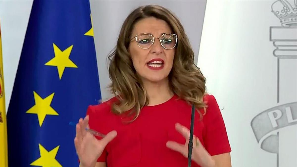 El Gobierno avanza que ya ha reconocido una renta a 620.000 afectados por ERTE