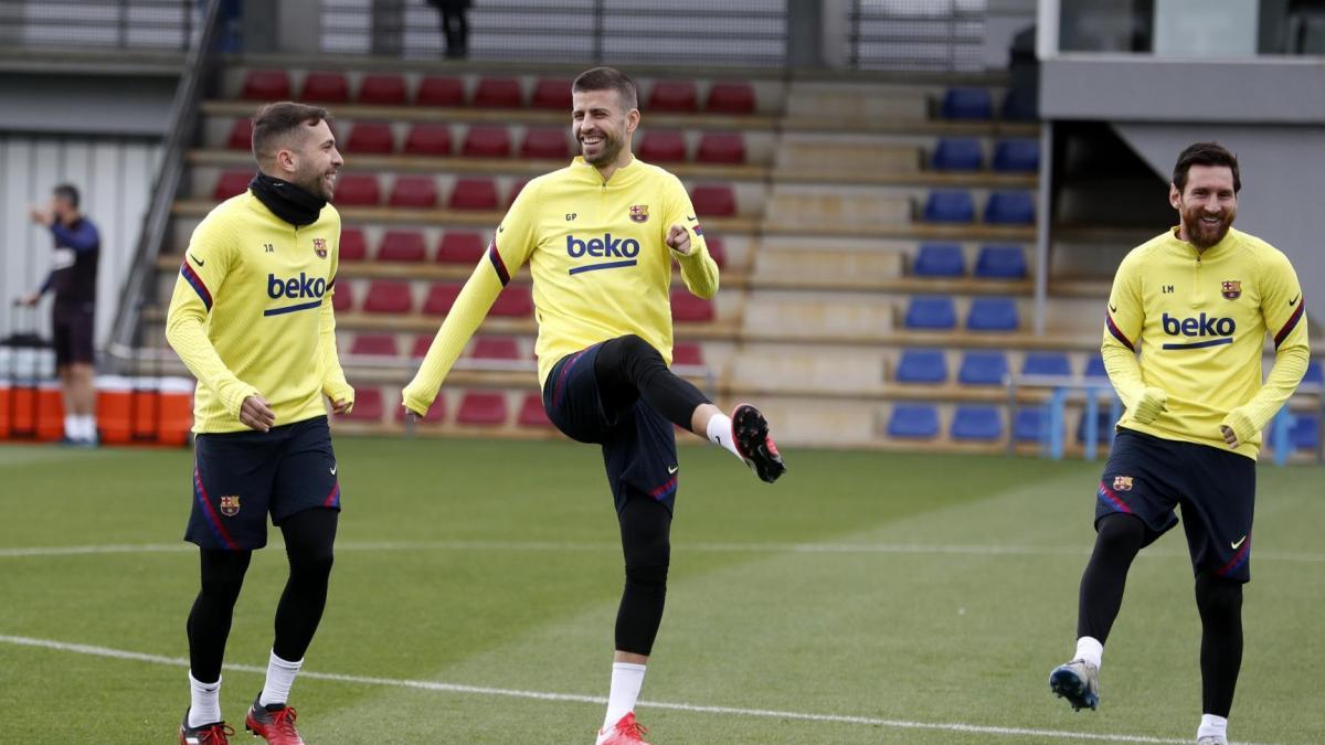 El FC Barcelona muestra su lado solidario y jugará un partido benéfico en Igualada